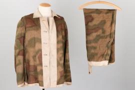Wehrmacht camo drill uniform - variant!