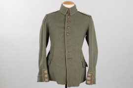 Imperial Germany - field tunic for Seebataillon & Marineinfanterie troops