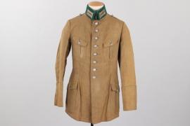 Reichswehr officer's summer tunic