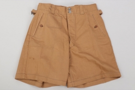 Kriegsmarine tropical shorts - 1943