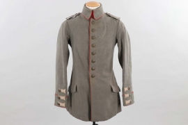 Prussia - M1907 Garde-Infanterie officer's field tunic