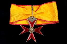 Mecklenburg - Order of the Griffin Commander Cross