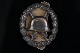 German Empire - Wound Badge in Black