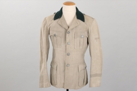 """Waffen-SS """"South Front"""" officer's tunic"""