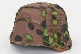 Waffen-SS reversible camo helmet cover