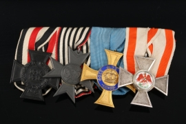 Prussian Medal Bar