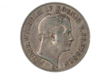 1 TALER 1849 - FRIEDRICH WILHELM IV (PREUSSEN)