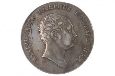 1 TALER 1814 - MAXIMILIAN JOSEPH (BAYERN)