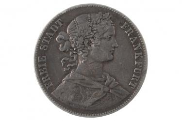 1 TALER 1860 - FRANKFURT
