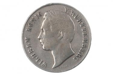 DOPPELGULDEN 1848 - WILHELM (WÜRTTEMBERG)