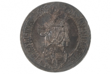 1 TALER 1698 - ARCHBISHOPRIC SALZBURG