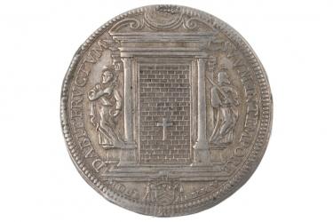 1 PIASTRA 1675 - VATIKAN
