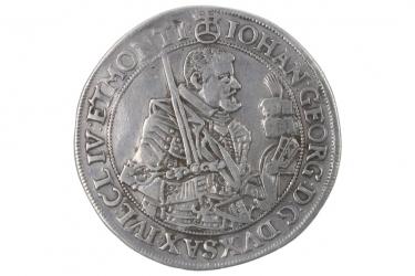 1 TALER 1629 - JOHANN GEORG I (SACHSEN)
