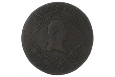 30 KREUZER 1807 - FRANZ I (ÖSTERREICH)