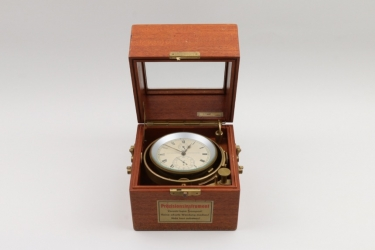 East German ship chronometer - GUB