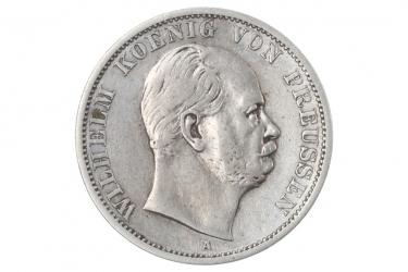1 TALER 1870 A - WILHELM (PREUSSEN)