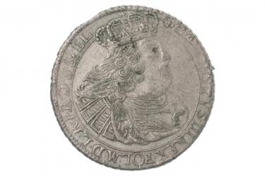 18 GRÖSCHER - 1/4 REICHSTALER 1760 (DANZIG)