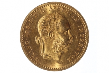 1 DUKAT 1897 - FRANZ JOSEPH I (ÖSTERREICH)