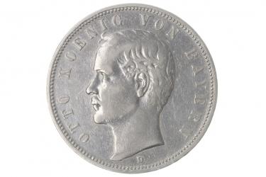 5 MARK 1896 D - OTTO (BAYERN)