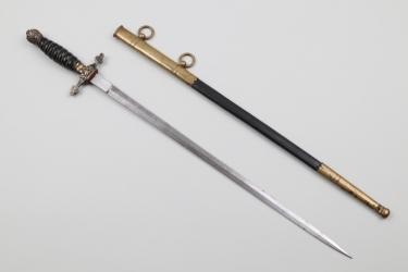 Third Reich fire brigade dagger for leaders