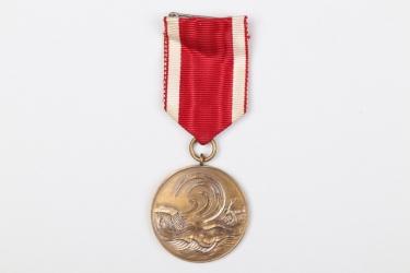 Niedersachsen - 1962 Storm Surge Medal