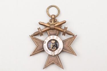 Bavaria - Military Merit Cross 1st Class with swords