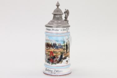 Imperial Germany -3.Feld.Art.Rgt. München reservist's mug