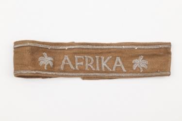 Lt. Vögerl - AFRIKA cuffband
