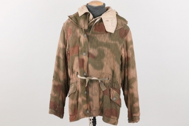 Variant! Wehrmacht tan & water camo winter parka