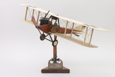 Imperial Germany -  FEA4 table decoration - Albatros BII