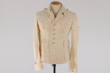 Waffen-SS Knight's Cross winner's sommer tunic