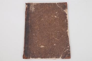 1734 Beschreibung und Vorstellung des Solennen Stück-Schiessens