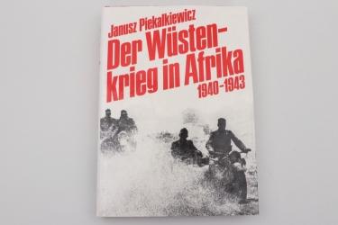 Der Wüstenkrieg in Afrika 1940-1943 - Janusz Piekalkiewicz
