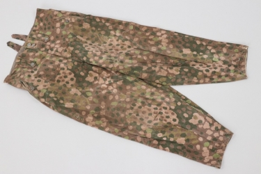 """Waffen-SS M44 """"pea-dot"""" camo trousers - smooth pattern"""