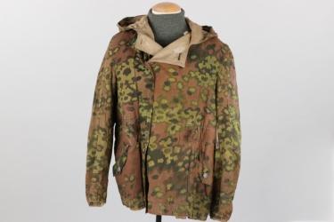 Waffen-SS reversible winter parka - oak leaf (spring)