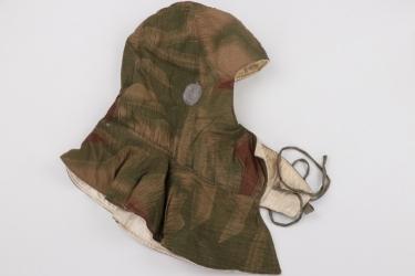Luftwaffe reversible winter camo hat
