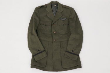 USA - Navy Officer Aviation Working Green uniform