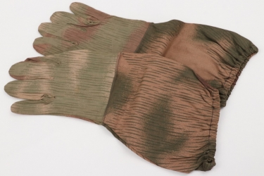 Wehrmacht camo goves for smock