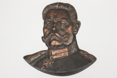 Imperial Germany - Hindenburg wall relief