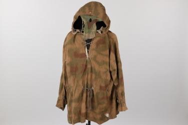 Wehrmacht sniper's tan & water camo smock