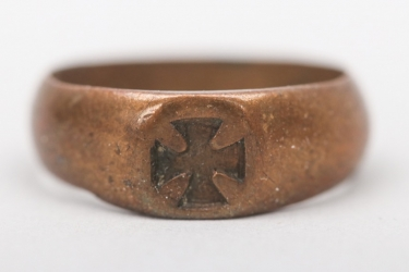 Imperial Germany - WWI German patriotic ring