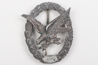 Luftwaffe Radio Operator & Air Gunner's Badge - Deumer