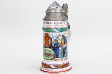"Bavaria - 6.Inf.Rgt.""Kaiser Wilhelm"" Amberg reservist's mug"