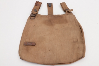 Prussia - M1907 bread bag - unit marked