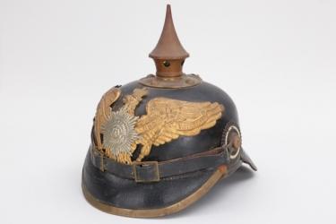Prussia - M1895 Garde-Infanterie spike helmet