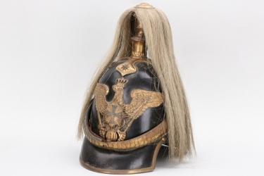 Prussia - M1848 spike helmet for a Garde reserve officer