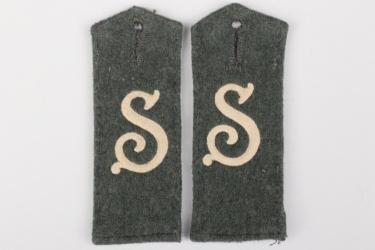 Würtemberg - Bezirkskommando Stuttgart shoulder boards