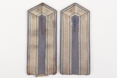 Prussia - VIII Armeekorps deputy officer's shoulder boards