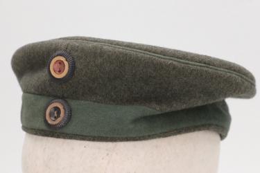 """Prussia - fieldgrey """"Einheits-Krätzchen"""" cap"""
