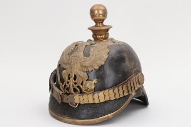 Prussia -  M1871 Feldartillerie spike helmet - EM